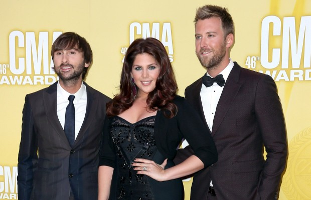 "Lady Antebellum ""Downtown"" Video"