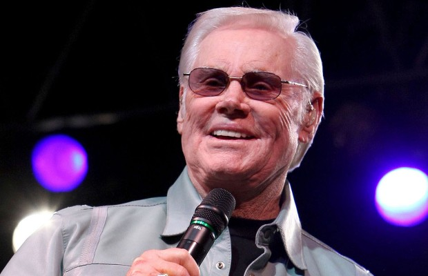 Stars react to the death of George Jones