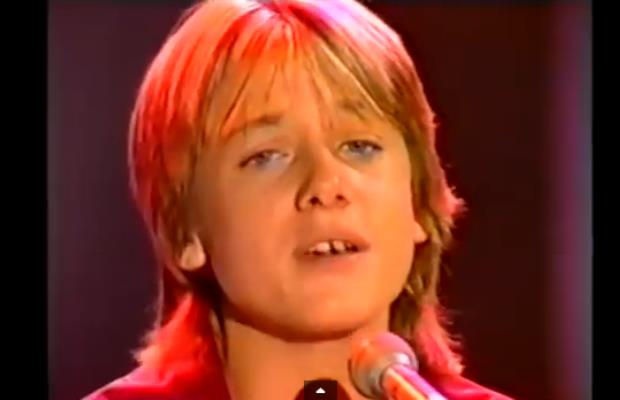 16 Year Old Keith Urban on an Australian Talent Show