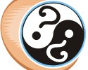 Ying Yang Question Marks